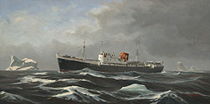 marine art nautical paintings yves berube bonavista