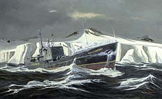marine art nautical paintings yves berube