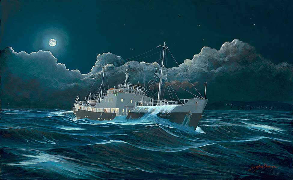 Shipping Paintings Canada